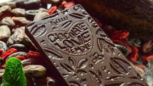 Eurochocolate-Tavoletta di cioccolato